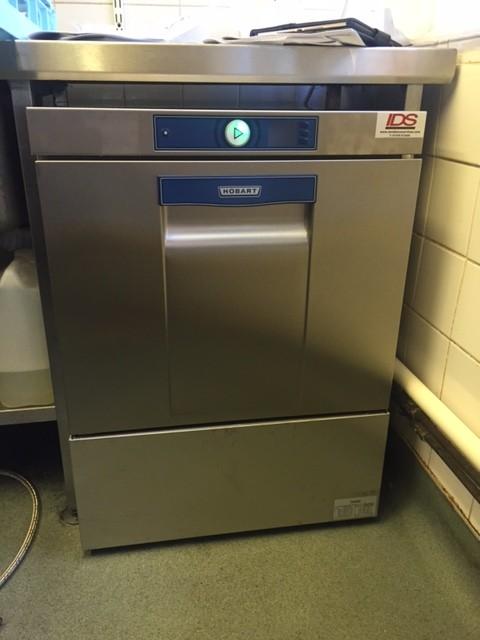 Hobart Dishwasher installation | Ian Dance Services