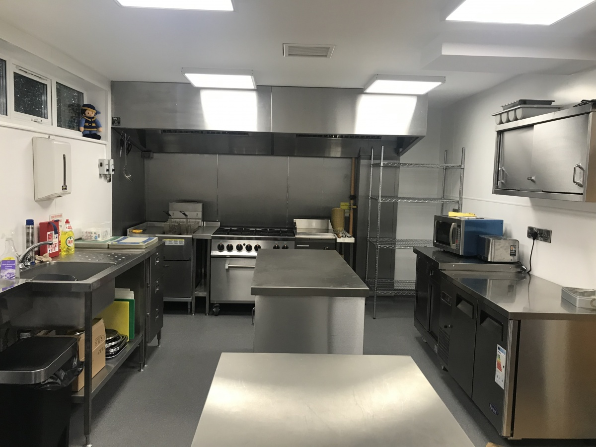 ian dance services new kitchen